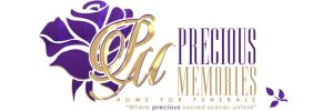 Precious Memories Home for Funerals Logo