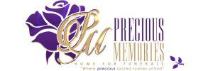 Precious Memories Home for Funerals Logo