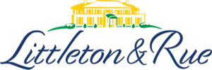 Littleton & Rue Funeral Home Logo