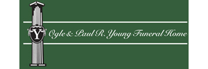 Ogle and Paul R. Young Funeral Home Logo