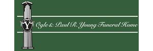 Paul R. Young Funeral Homes-Hamilton Logo