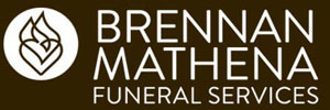 BRENNAN MATHENA FUNERAL HOME Logo