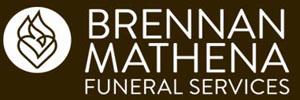 BRENNAN MATHENA FUNERAL HOME Logo