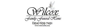 Wilcox Family Funeral Home Logo