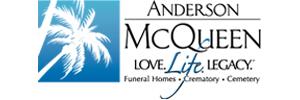 Anderson-McQueen Funeral Home Logo
