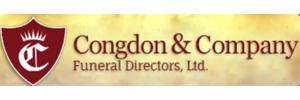 Congdon & Company Funeral Directors Ltd Logo