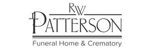 R W Patterson Funeral Homes Ltd Logo