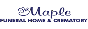 The Maple Funeral Home & Crematory Logo