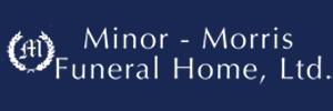 Minor-Morris Funeral Home Logo