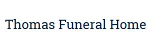 Thomas Funeral Home - Garrett Logo