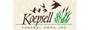 Koepsell Funeral & Cremation Services, Mayville Logo
