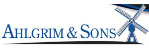 AHLGRIM & SON FUNERAL HOME Logo