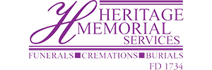 Heritage Memorial Services Logo