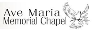 Ave Maria Memorial Chapel Logo