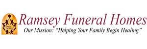 Ramsey Funeral Home Logo