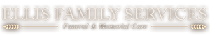 Ellis Family Services Funeral and Memorial Care  Logo