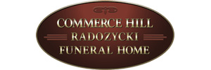 Commerce Hill Funeral Home Logo