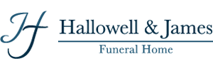 Hallowell & James Funeral Home Logo