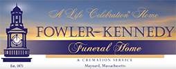 Fowler-Kennedy Funeral Home Logo