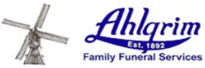 Ahlgrim Family Funeral Homes Logo