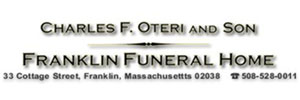 Charles F. Oteri and Son - Franklin Funeral Home Logo