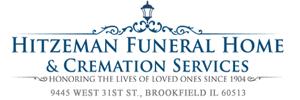 Hitzeman Funeral Home, Ltd. Logo