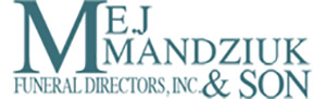 E.J. Mandziuk & Son Funeral Directors, Inc. Logo
