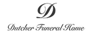 Dutcher Funeral Home Logo