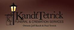 Kandt & Tetrick Funeral & Cremation Services Logo