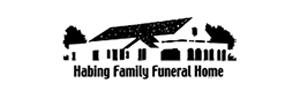 Habing Family Funeral Home - Gilroy Logo