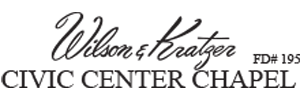 Wilson & Kratzer Civic Center Chapel Logo