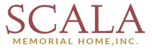 Scala Memorial Home Logo