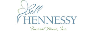 Bell-Hennessy Funeral Home Logo