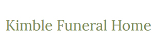Kimble Funeral Home Logo