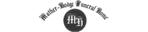 The Mather-Hodge Funeral Home Logo