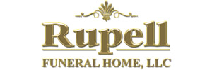 Rupell Funeral Home Logo
