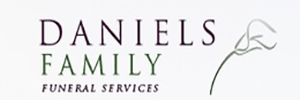 Daniels Family Funeral Services - Garcia Mortuary Logo