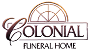 Colonial Funeral Home Logo