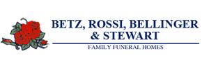 Betz, Rossi & Bellinger Family Funeral Homes Logo