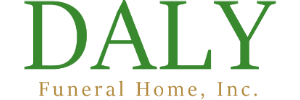 Daly Funeral Home Inc. - Schenectady Logo