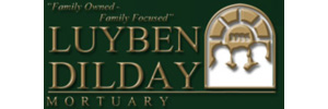 Luyben Dilday Mortuary - LONG BEACH Logo