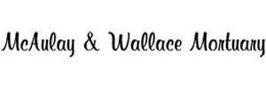 McAulay & Wallace Mortuary - Fullerton Logo