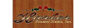 Harter Funeral Home Inc Logo