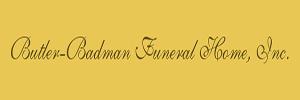 Butler- Badman Funeral Home Inc. - Syracuse  Logo
