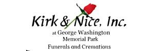 Kirk & Nice Funeral Home Logo