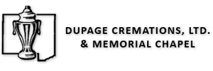 DuPage Cremations, Ltd. and Memorial Chapel Logo