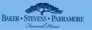 Baker-Stevens-Parramore Funeral Home Logo