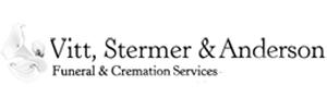 Vitt, Stermer & Anderson Funeral Home Logo