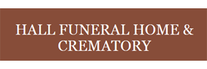 Hall Funeral Home & Crematory Logo
