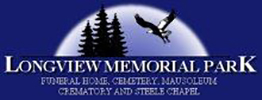Longview Memorial Park, Funeral Home & Cemetery Logo